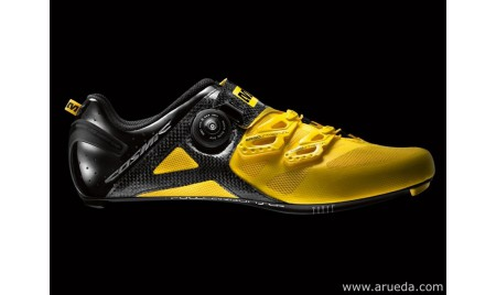Zapatillas de carretera Mavic Cosmic Ultimate II Maxi Fit 2016