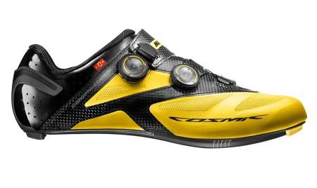 Zapatillas de carretera Mavic Cosmic Ultimate II Maxi Fit 2016