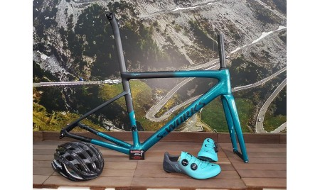 CUADRO SPECIALIZED S-WORKS DISC SAGAN COLLECTION TALLA 58