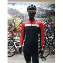 Maillot Sportful Pista Thermal manga larga negro rojo