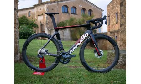 Bicicleta Cervélo S3 Disc Ultegra Di2 8070 2019