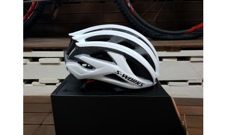 S-WORKS PREVAIL II WITH ANG BLANCO