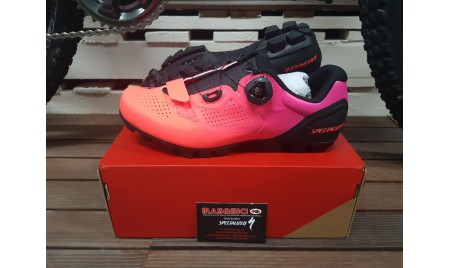 ZAPATILLAS SPECIALIZED EXPERT MTB 2019 ACID LAVA