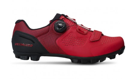 ZAPATILLAS SPECIALIZED EXPERT MTB ROJA