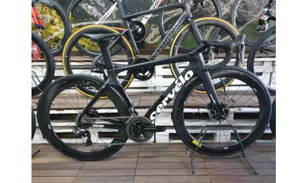 Bicicleta Cervélo S5 Disc 2019 Dura Ace Di2 9170