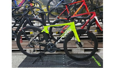 Bicicleta Cervélo S3 Disc Ultegra Di2 8070 2020