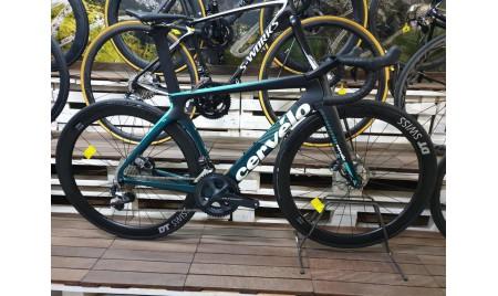 Bicicleta Cervélo S5 Disc 2019 Ultegra Di2 8070