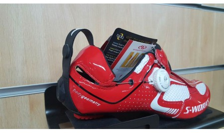 ZAPATILLAS SPECIALIZED TRIVENT S-WORKS Nº 42