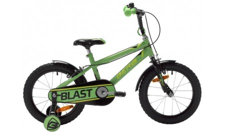 BLAST 161 V1 V-brake GREEN/FLUOR YELLOW