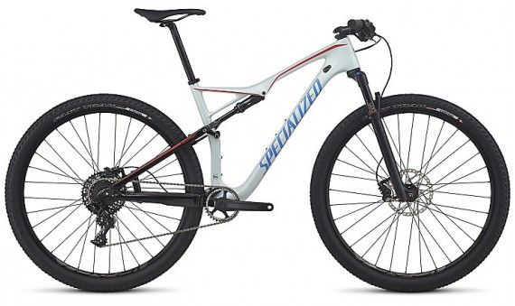 2017 SPECIALIZED EPIC FSR COMP CARBON 29 WORLD CUP
